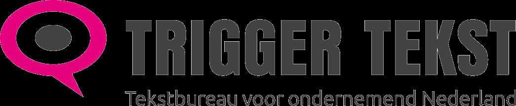 Trigger Tekst logo