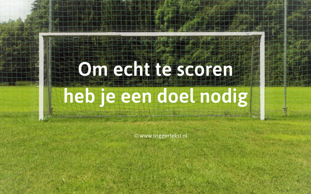 websites en doelen