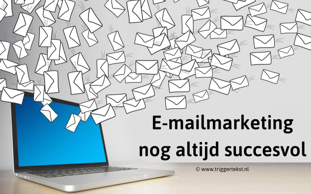 E-mailmarketing: tel uit je winst!